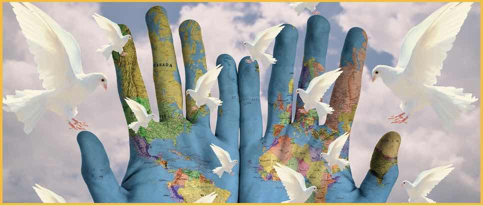 Ist Frieden einfach?
